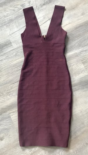 Guess by Marciano Kleid Bordeaux NEU in XS