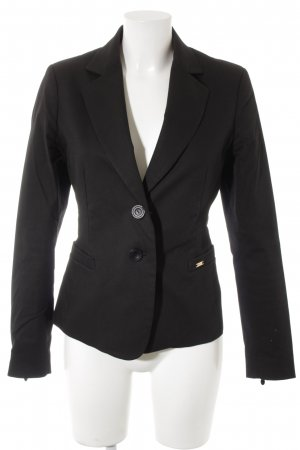 Guess by Marciano Kurz-Blazer schwarz Business-Look