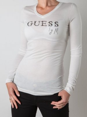 Guess by Marciano Langarmshirt (Gr. 36, 38)