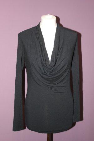 Guess by Marciano Cols de blouses noir tissu mixte