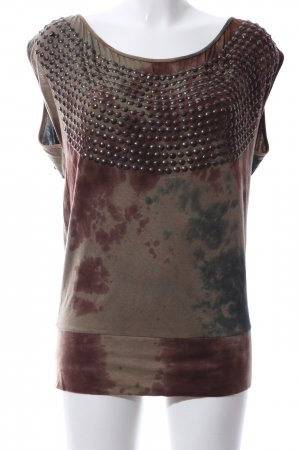 Guess by Marciano Muscle Shirt abstract pattern casual look