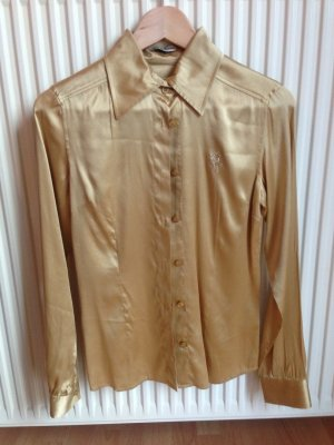 Guess by Marciano Seidenbluse Gold