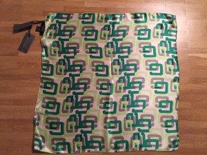 Guess Neckerchief multicolored silk