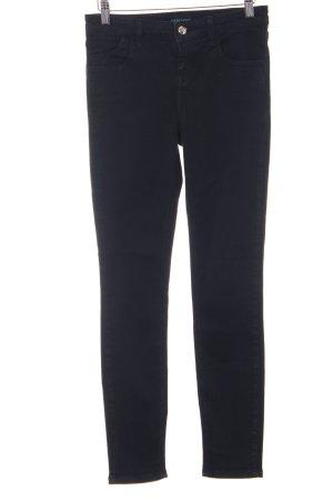 Guess by Marciano Skinny Jeans schwarz Glitzer-Optik