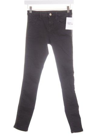 Guess by Marciano Skinny Jeans schwarz schlichter Stil