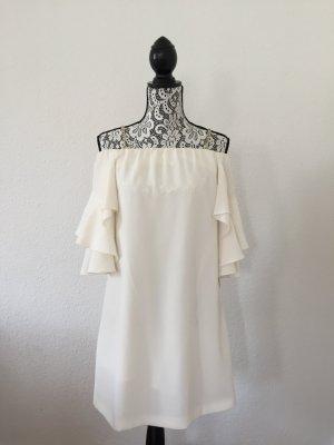 GUESS By Marciano Sommerkleid Weiß/Beige Gr. 38 NEUWERTIG !!