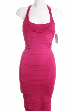 Guess by Marciano Stretchkleid pink Casual-Look