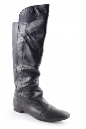 Guess by Marciano Stretchstiefel schwarz Casual-Look