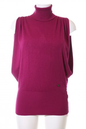 Guess by Marciano Knitted Twin Set pink casual look