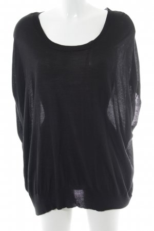 Guess by Marciano Strickshirt schwarz Casual-Look