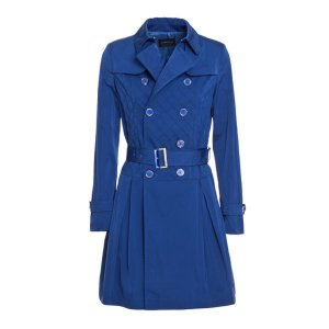 Guess by Marciano Trenchcoat blau Gr S M 36 38 NEU