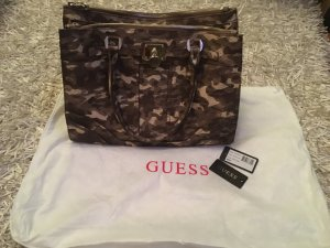 Guess Camouflage Greyson Tasche