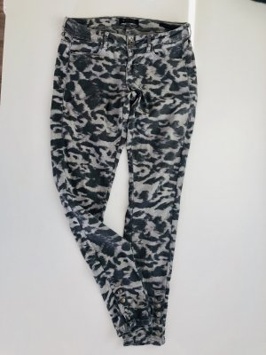 GUESS Camouflage Jeans, grau. Gr. 29