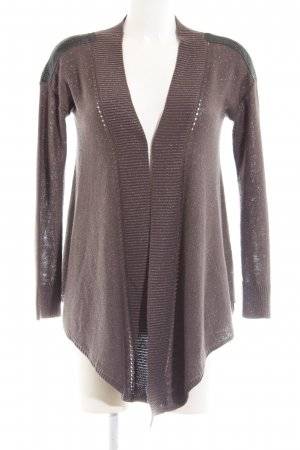 Guess Cardigan bronze-colored casual look