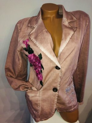 Guess Cardigan Jacke Bluse in gr 40 Farbe Bronze Waschend