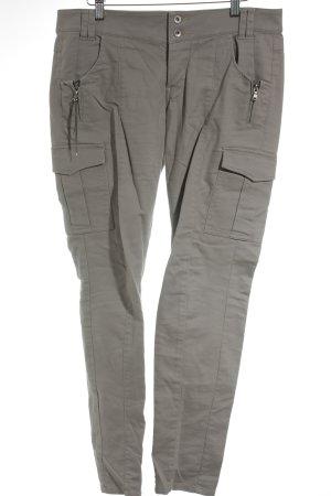 Guess Pantalone cargo beige stile casual