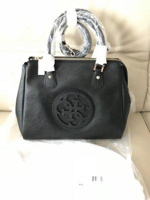 GUESS CARLY Tasche Henkeltasche Handtasche Umhängetasche VG621106 schwarz NEU