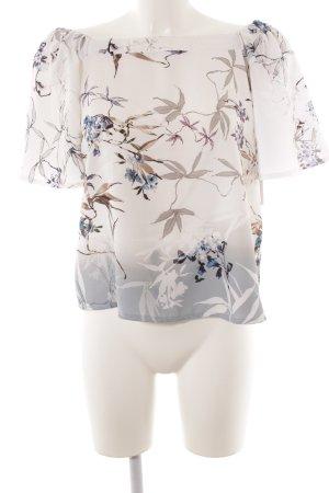 Guess Carmen Blouse floral pattern