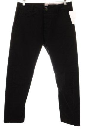 Guess Pantalone chino nero stile semplice