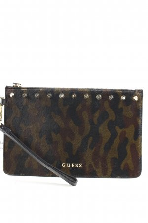 Guess Clutch Camouflagemuster Casual-Look