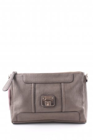 Guess Clutch grey brown party style