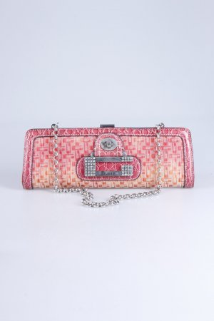 Guess Clutch pink-koralle