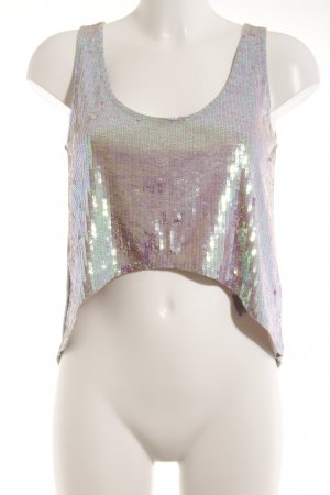 Guess Cropped Top mehrfarbig extravaganter Stil