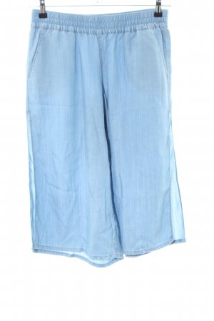 Guess Culottes blau Casual-Look