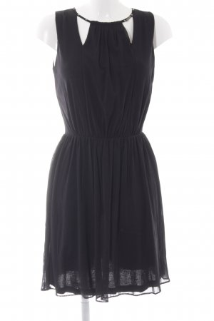 Guess Cut-Out-Kleid schwarz Party-Look