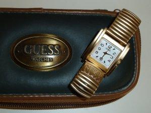 Guess Damen-Armbanduhr goldfarben
