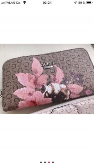 Guess Wallet light brown-rose-gold-coloured