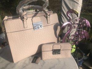 Guess Damen Handtasche + Geldbeutel NEU mit vielen Fächern