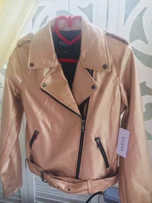 Guess Damen Jacke Rose Gold Small Neu