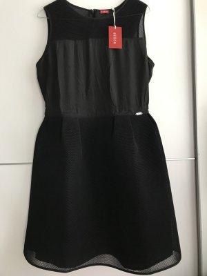Guess Damen Kleid Schwarz gr L