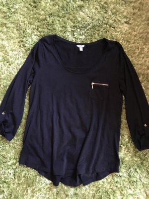 GUESS Damen Shirt Schwarz Gr. XL