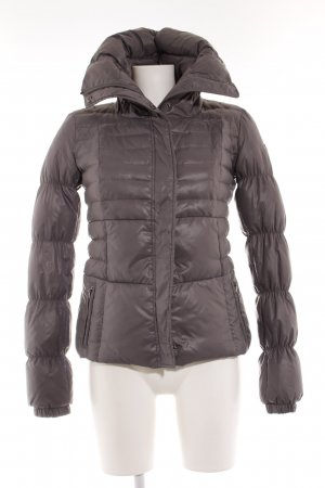 Guess Down Jacket grey shimmery