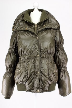 Guess Down Jacket green grey-olive green
