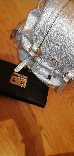 Guess Wallet silver-colored