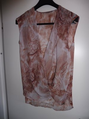 Guess Blouse Top multicolored polyester