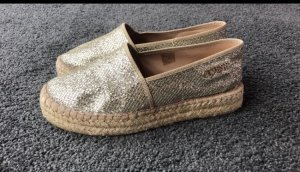 Guess Espadrille Sandals gold-colored