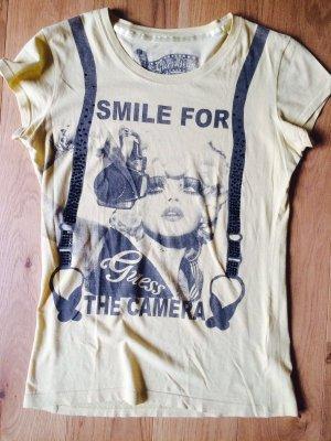 GUESS Fashion-Print-Tshirt