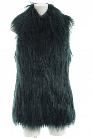 Guess Fur vest green casual look