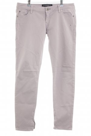 Guess Five-Pocket-Hose hellgrau Casual-Look