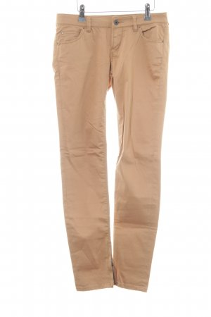 Guess Five-Pocket-Hose camel klassischer Stil