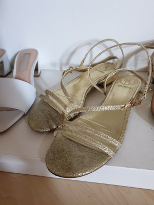 Guess Outdoor Sandals gold-colored