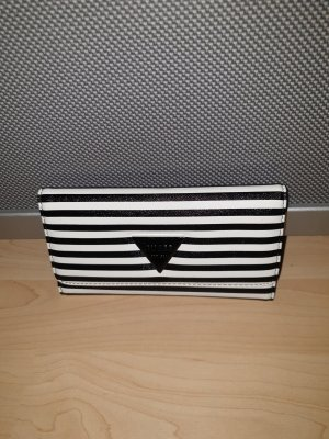 Guess Cartera blanco-negro