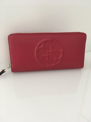 Guess Cartera rojo ladrillo