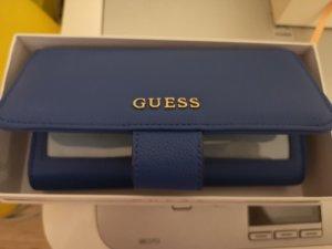 Guess Wallet blue