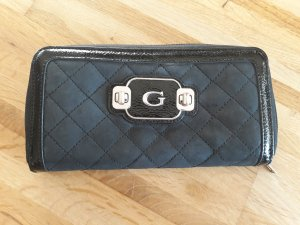 Guess Cartera negro-gris antracita
