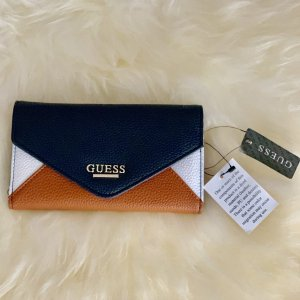 Guess Wallet multicolored polyurethane